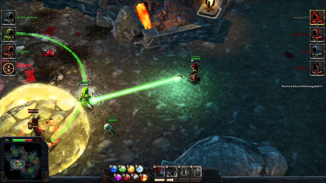 Magicka: Wizard Wars Review