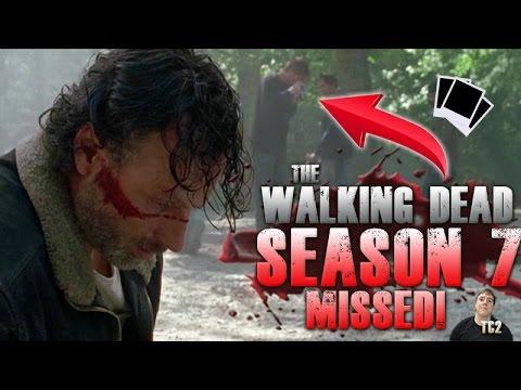 The Walking Dead Season 7 Premiere - Things You Missed!