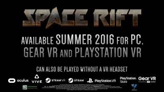 Space Rift - Announcement Trailer