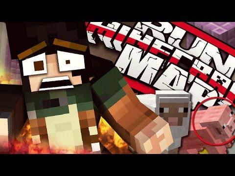 HO VISTO COSE CHE NON COSANO - Minecraft ITA - What Was That? #RunMap