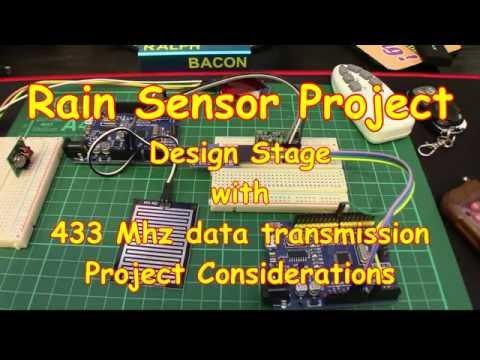 #44 Wireless Rain Sensor - Discussions & Experiments