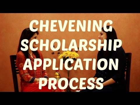 Chevening Scholarship Application Process - How to Apply for Chevening Scholarship | #Chet Chat