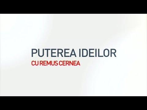 PUTEREA IDEILOR CU REMUS CERNEA- PLAN NOU PENTRU ROSIA MONTANA, TUDOSE PE URMELE LUI PONTA 1 DIn 2