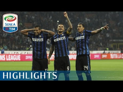 Inter - Milan 1-0 - Highlights - Matchday 3 - Serie A TIM 2015/16