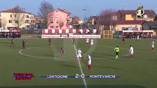 Serie D Girone D Lentigione-Aquila Montevarchi 2-0