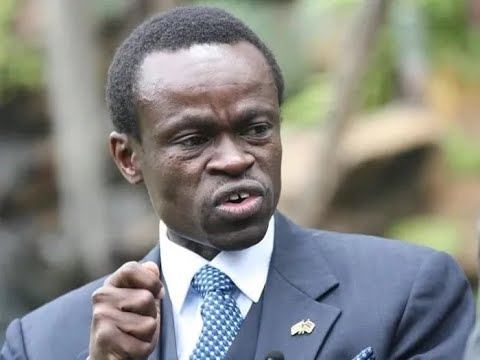 Brian Banda of Times TV Malawi takes on Professor PLO Lumumba in Malawi