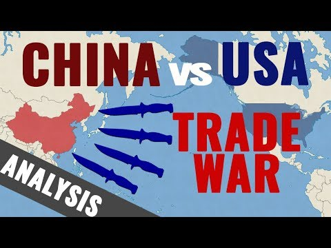 China vs USA: Trade war