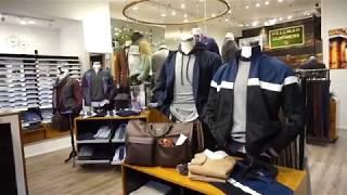 Shop Men's Dress Shirts at Hellman Clothiers in Cincinnati, OH
