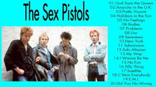 The Very Best of The Sex Pistols. ♪ The Sex Pistols Album ♪ Track...