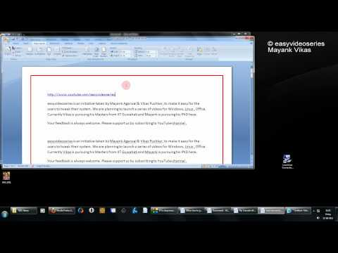How to Insert Page Borders in Word 2007 A Complete Step By Step Tutorial