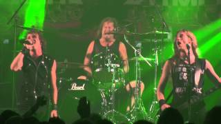 Vicious Rumors - LIVE - Lady Took A Chance - Dokk