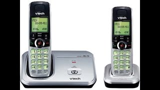 Vtech CS6319-2 1.9 GHz Digital DECT 6.0 Phone System