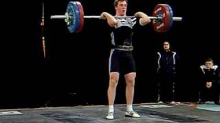 Stephan Benza - Clean & Jerk 116Kg