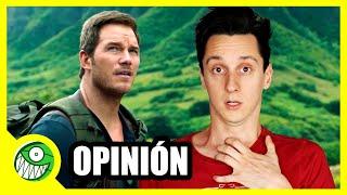 RESEÑA: Jurassic World Fallen Kingdom - ¿Por qué a los críticos no les gustó?