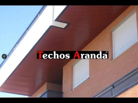 Techos aluminio para exteriores - Techos para exteriores ...