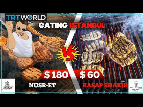 Eating Istanbul: Is Nusret the best steak house in Istanbul?