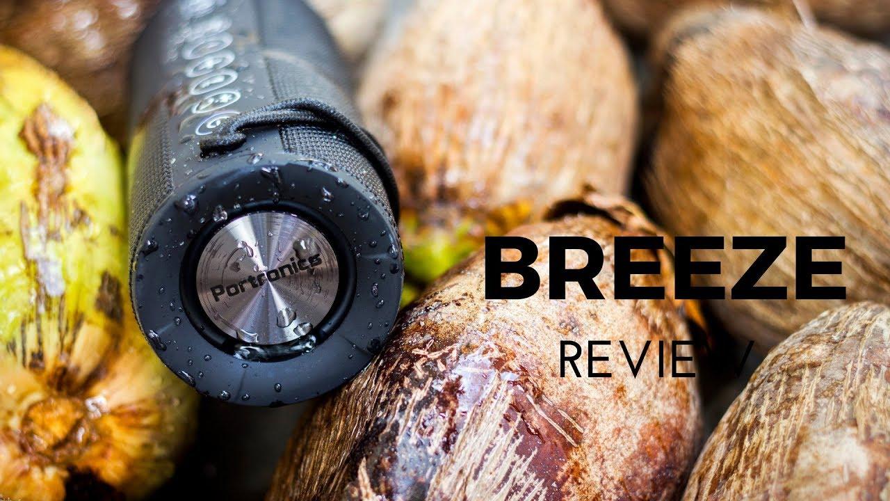 87e129b7500 Portronics Breeze Bluetooth Speaker Review - Budget Version Of JBL Flip  Speakers?!?
