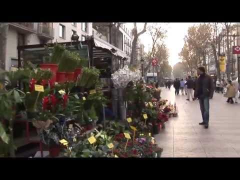 Barcelona part 2 Rambla and Gothic Quarter