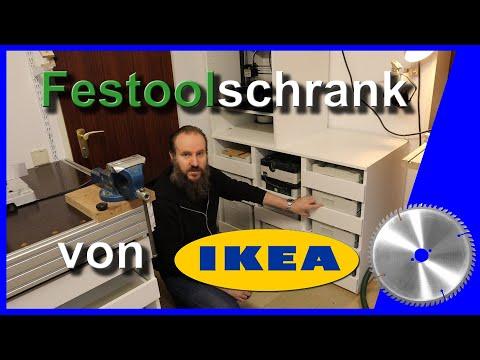 Festool Schrank Von Ikea. So Einfach Kann´s Sein...