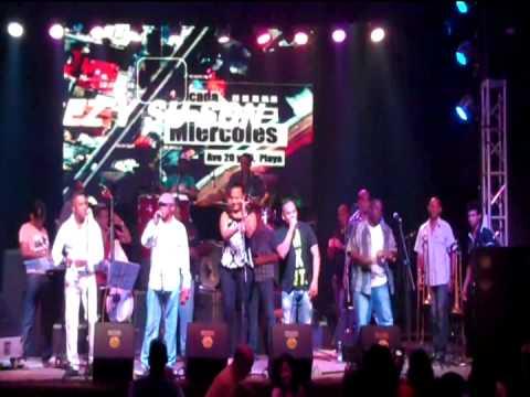 Adalberto y su Son. Casa de la Musica de Miramar.8-5-2013. Los caminos de Ifa.