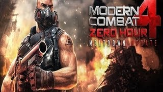 Modern Combat 4 : Meltdown DLC Update Trailer/Torrent download