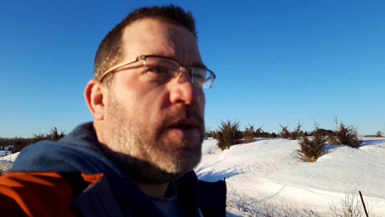 2020 winter gravel road conditions report
