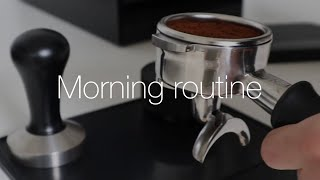 Morning Espresso Workflow with…