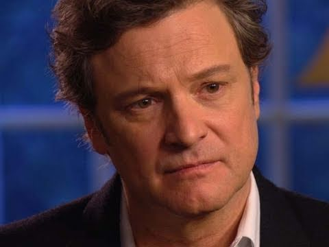 "Colin Firth and ""The King's Speech"