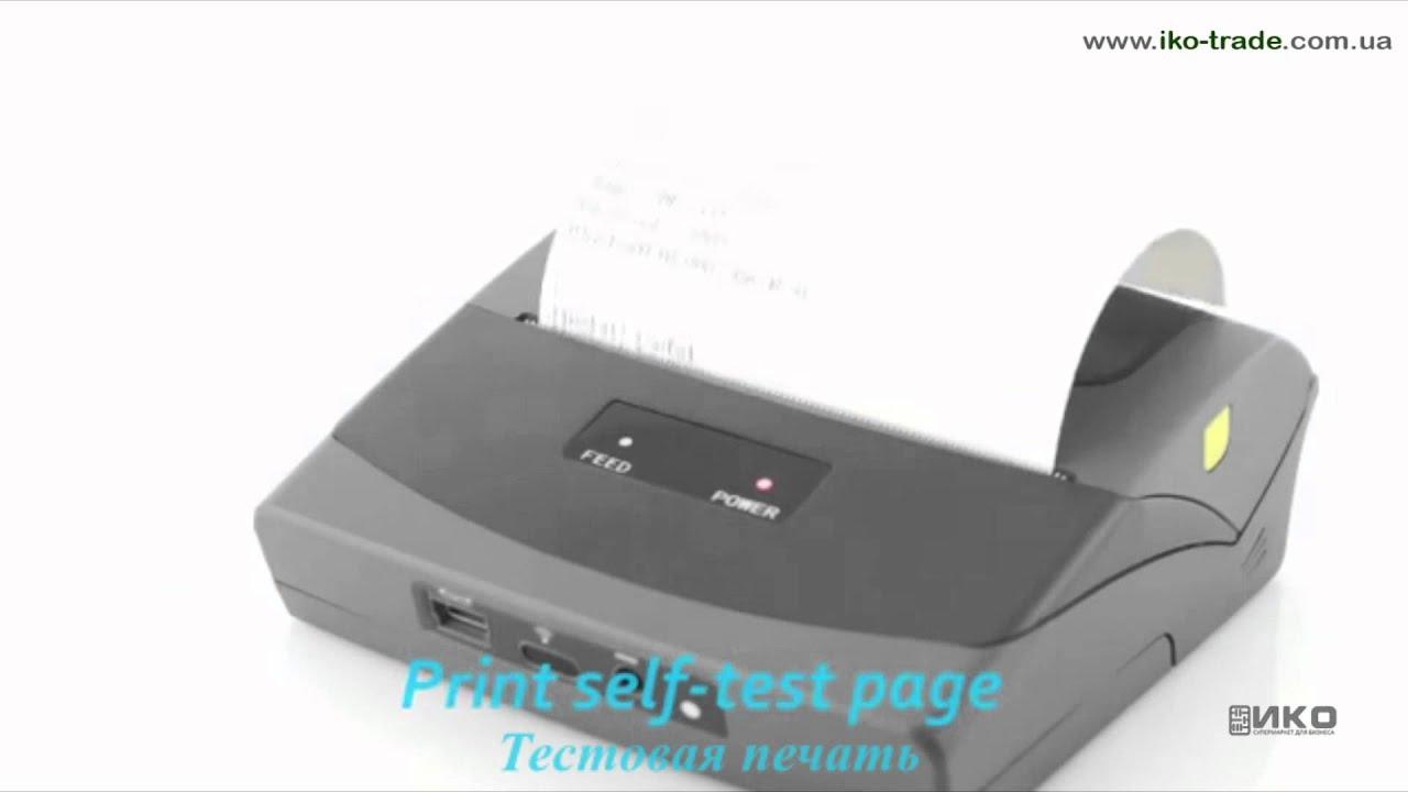 BROTHER P-Touch PT-H105 портативный принтер для печати наклеек .