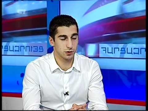 Henrikh Mkhitaryan   Harcazruyc   15 05 2012