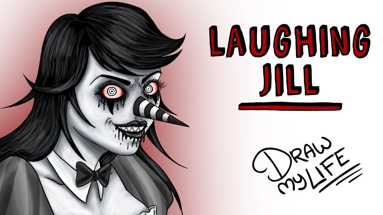 LAUGHING JILL | Draw My Life - YouTube