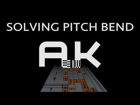 Solving the Pitch-Bend Problem