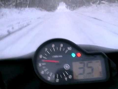 Yamaha Viper 700 Snowmobile 100+ MPH