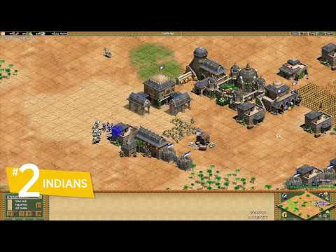 Top 5 Civilizations in Age of Empires 2