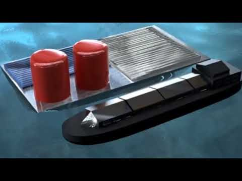 Floating solar fuels rig created for seawater electrolysis - Supertech World News - 30-12-17