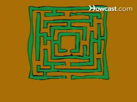 How to Make a Garden Maze - YouTube Garden Labyrinth Designs Easy on simple labyrinth design, easy prayer labyrinth designs, outdoor labyrinth design,
