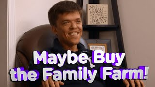 Zach Roloff -  Hmm ... Maybe I Should Buy the Family Farm! - Little People Big World
