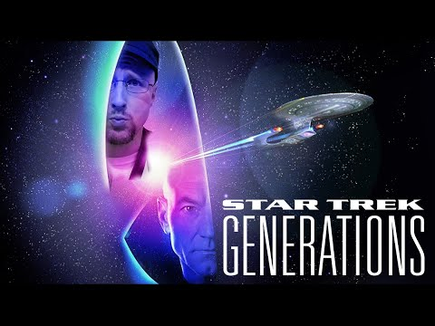 Star Trek VII: Generations - Nostalgia Critic