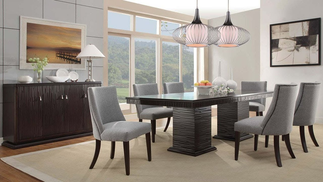 Great 2018 Dinning Room Trends 6