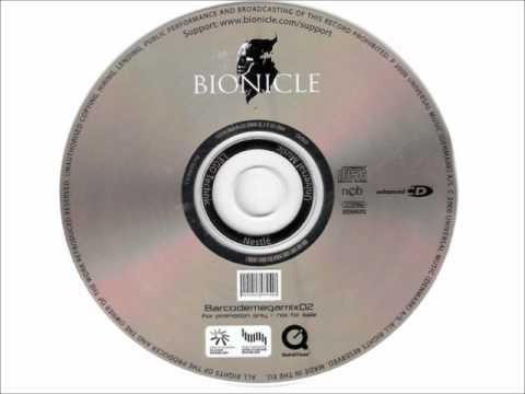 Bionicle CD 2000 Barcode Brothers Megamix