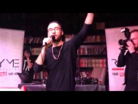 Мот-Капкан(Live) , новый хит Black star(Тимати , Мот ,Егор крид)2016
