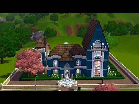 The Sims 3 Дом с привидениями