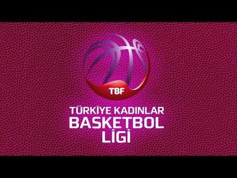Elazığ İl Özel İdare – İstanbulgücü TKBL Play-Off Çeyrek Final 1.Maç