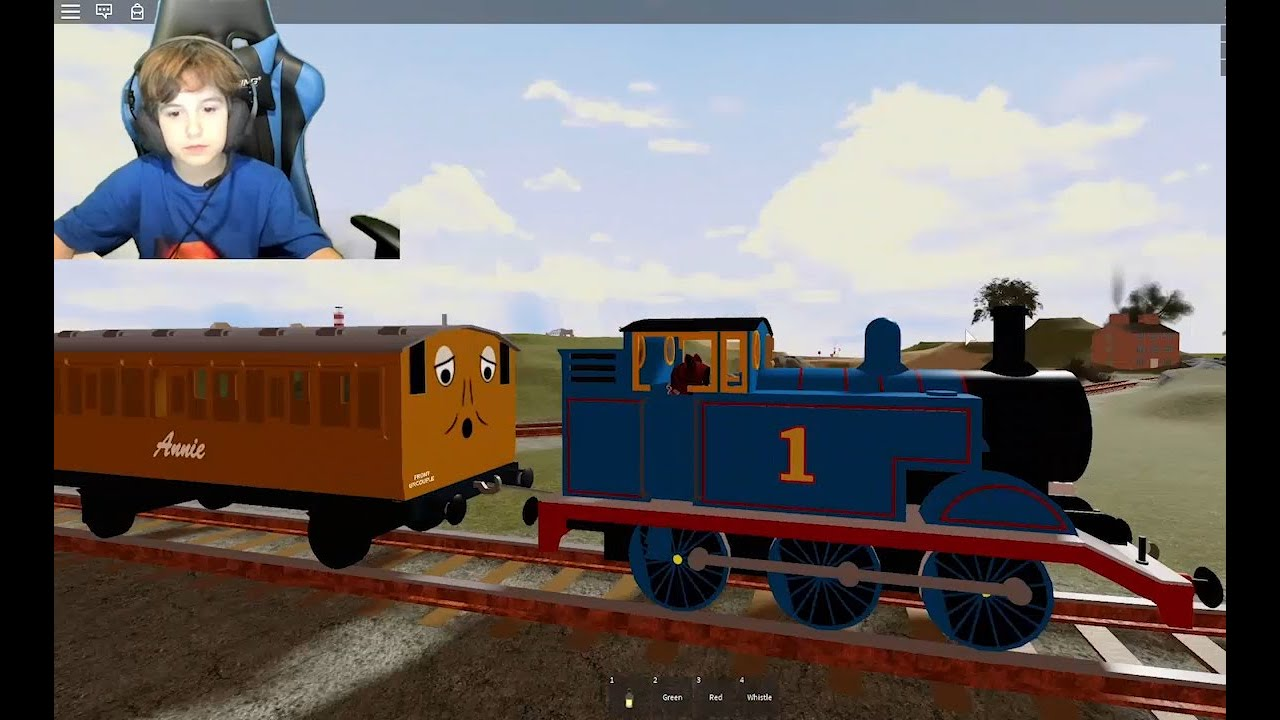Roblox Thomas And Friends Narrow Gauge Engines Thomas Friends The Cool Beans Railway 2 دیدئو Dideo