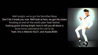 Janelle Monáe - The Chrome Shoppe (Interlude) (lyrics)
