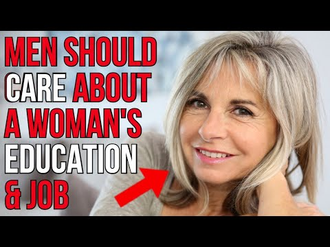 Post Wall Woman Explains Why Men Should Care About a Woman's Education and Job | The F00l*shness