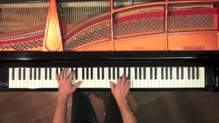 Bach/Siloti  Prelude in B minor - P. Barton FEURICH piano