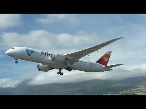 Réunion - Mayotte ,Dreamliner 787-8 F-OLRB
