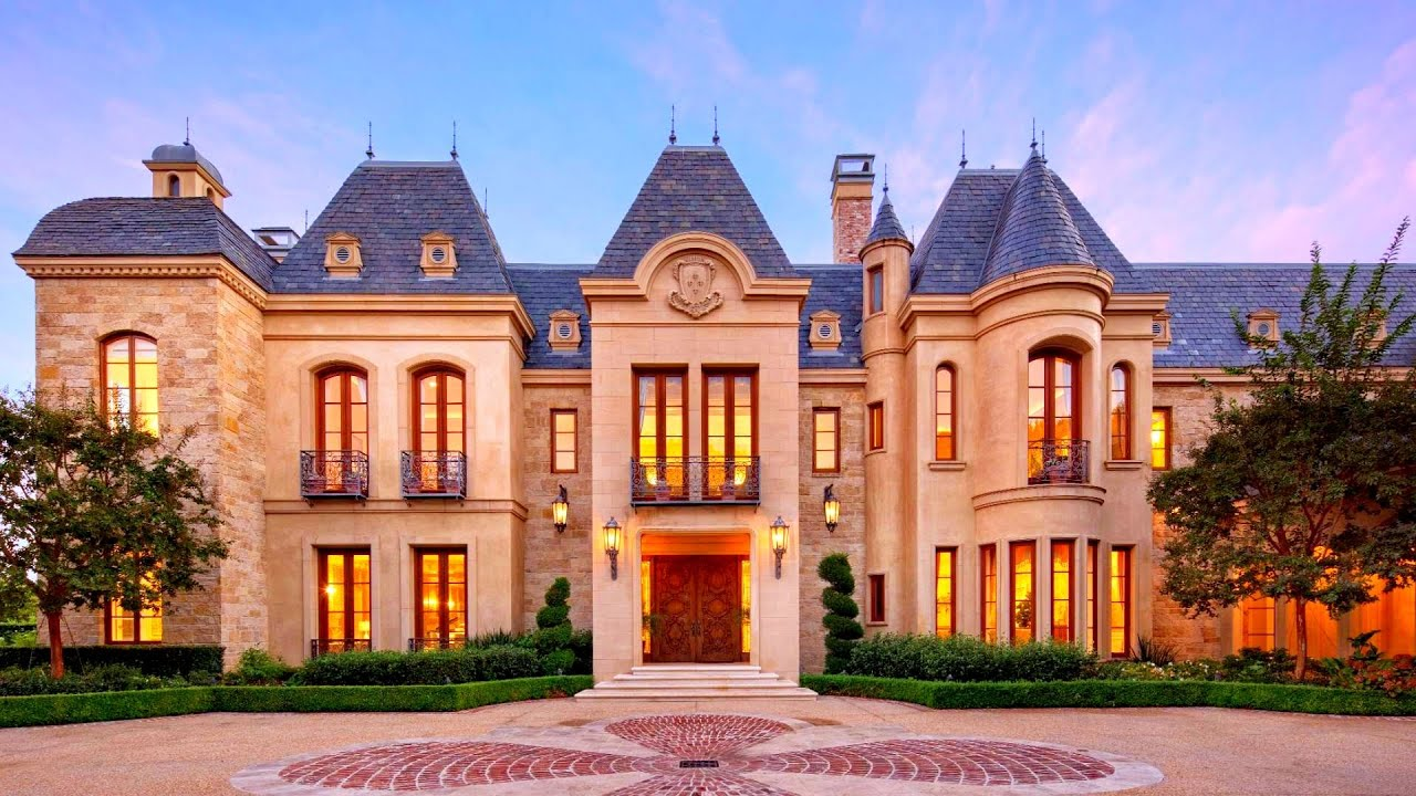 french chateau homes grand french chateau style mega mansion in beverly hills california luxury homes youtube 4721