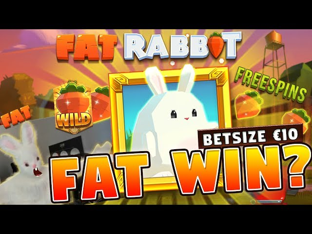 THICC FAT RABBIT BIG WIN!!!! FORTNITE DANCE IRL FROM LIVE STREAM (Casino Games)